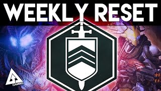 Destiny Weekly Reset - Nightfall, Heroic, Prison & More | 11th August