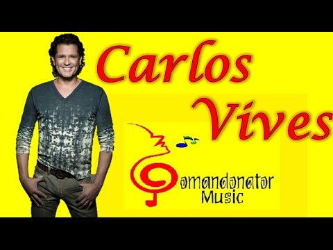 CARLOS VIVES MIX - SOLO ÉXITOS (Comandonat®r Music)