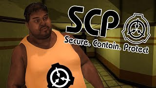⚡ ZOSTAW GRUBEGO STARY⚡ GARRY'S MOD SCP CONTAINMENT BREACH