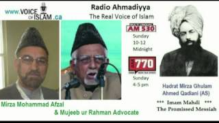 Are Ahmadi Qadiani in favour of Pakistan  Current conditions in Pakistan