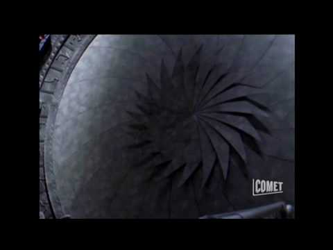 Stargate SG1  Connected To A Black Hole Season 2 Ep. 16