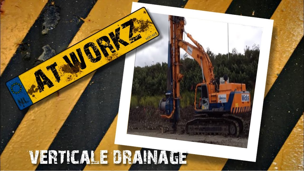 Top verticale drainage - YouTube NX19