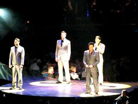 Hallelujah Il Divo Live Concert 2009 Nassau Coliseum