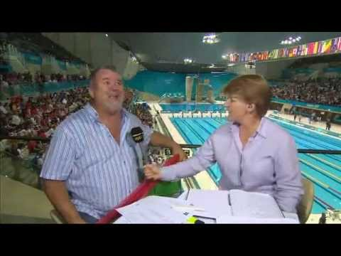 Bert Le Clos - Proud Father of South African Gold Medal Winner Chad