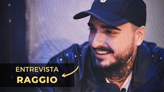"""RAGGIO """"La envidia en el RAP ESPAÑOL está latente""""   EL V ELEMENTO"""