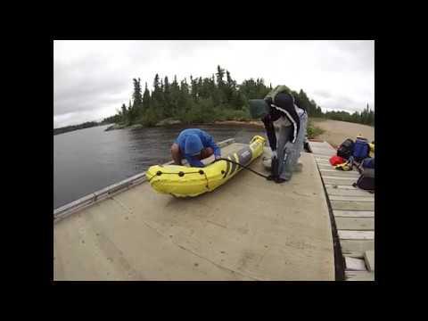 Northern Ontario canoe trip: Cat Lake to Slate Falls