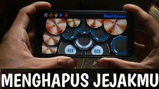 Download NOAH - MENGHAPUS JEJAKMU | COVER REAL DRUM