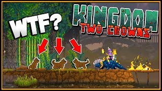 Welcome to Kingdom Two Crowns Game Part 5 - Best glitch ever Kingdo...