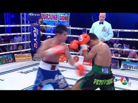 Melvin Jerusalem vs. Wanheng Menayothin- WBC Minimumweight Title