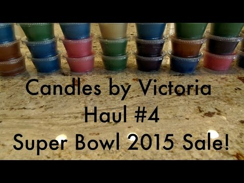 Candles by Victoria Haul #4