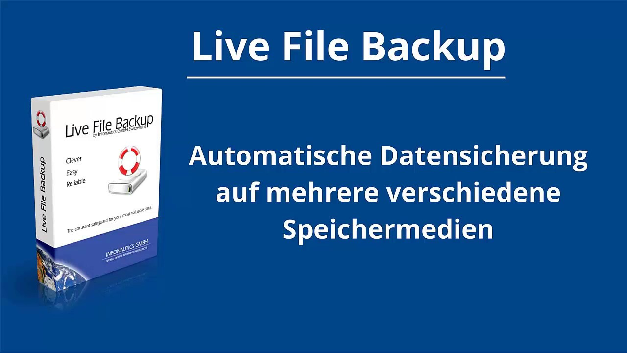 Datensicherung Auf Festplatte