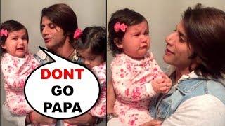 Bigg Boss 12 Karanvir Bohra LAST Video With His Daughters Bella And Vienna Bohra
