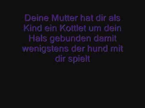 Fiese Sprüche xD Teil 2 - YouTube