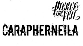 Carapherneila (Karaoke + Lyrics) - Pierce The Veil
