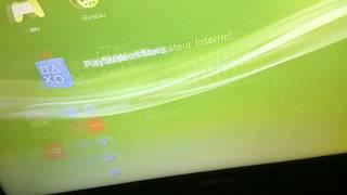 PS3: problème connexion au psn