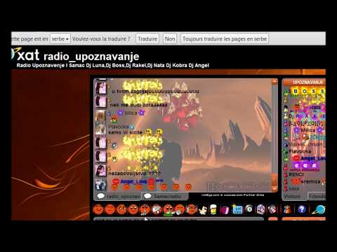 Upoznavanje Radio Chat