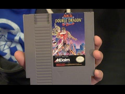 Double Dragon II: The Revenge (NES Video Game) Part 1 - James & Mike Mondays