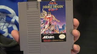 Double Dragon II: The Revenge (NES Video Game) Part 1 - James & Mike Mondays