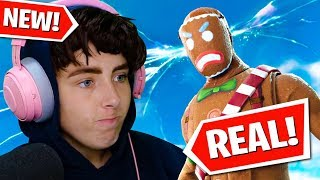 BECOMING LAZARBEAM IN FORTNITE!?!