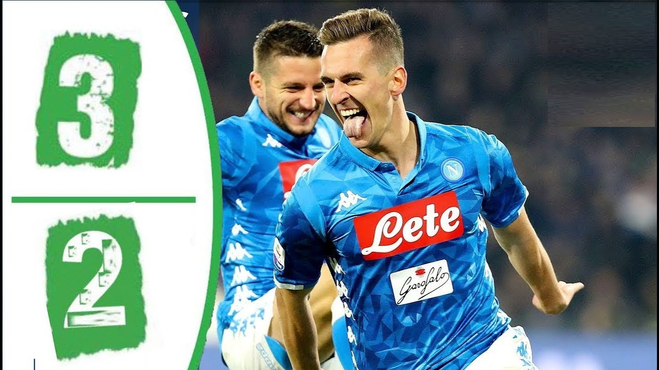Bologna Vs Napoli 3 2 Serie A 25 05 2019 Youtube