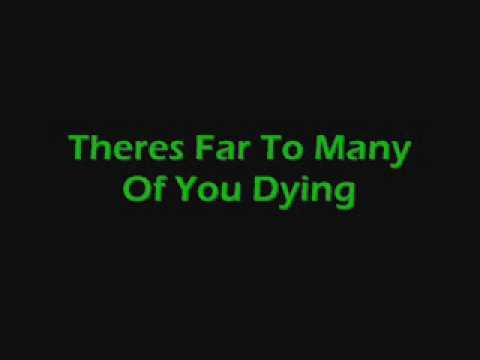 Geto Boys - Six Feet Deep (LYRICS)