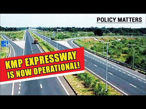 KMP Expressway is now operational!