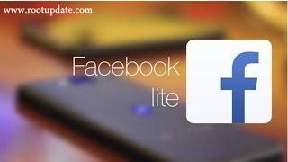 [6.11 MB] [Review] Facebook Lite เบาๆ รวดเร็วไม่กินสเปคเครื่อง
