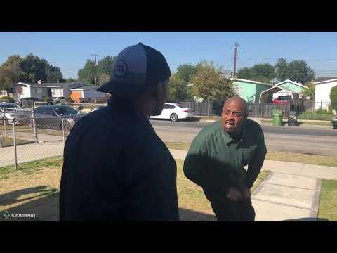 Lamar Roasts Franklin in Real Life (GTA V Real Actors)