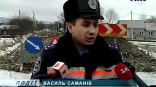 Двоє осіб загинуло в ДТП у Печеніжині.flv
