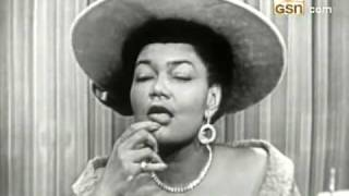 Pearl Bailey on