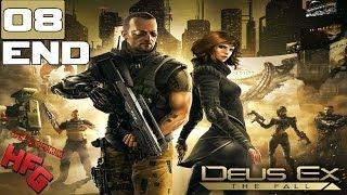 "Deus Ex The Fall PC Walkthrough - Part 8 ""ENDING"" Playthrough Gameplay"