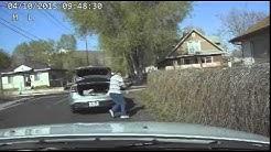Dashcam video: Police chase stolen dump truck through Utah, Salt Lake counties