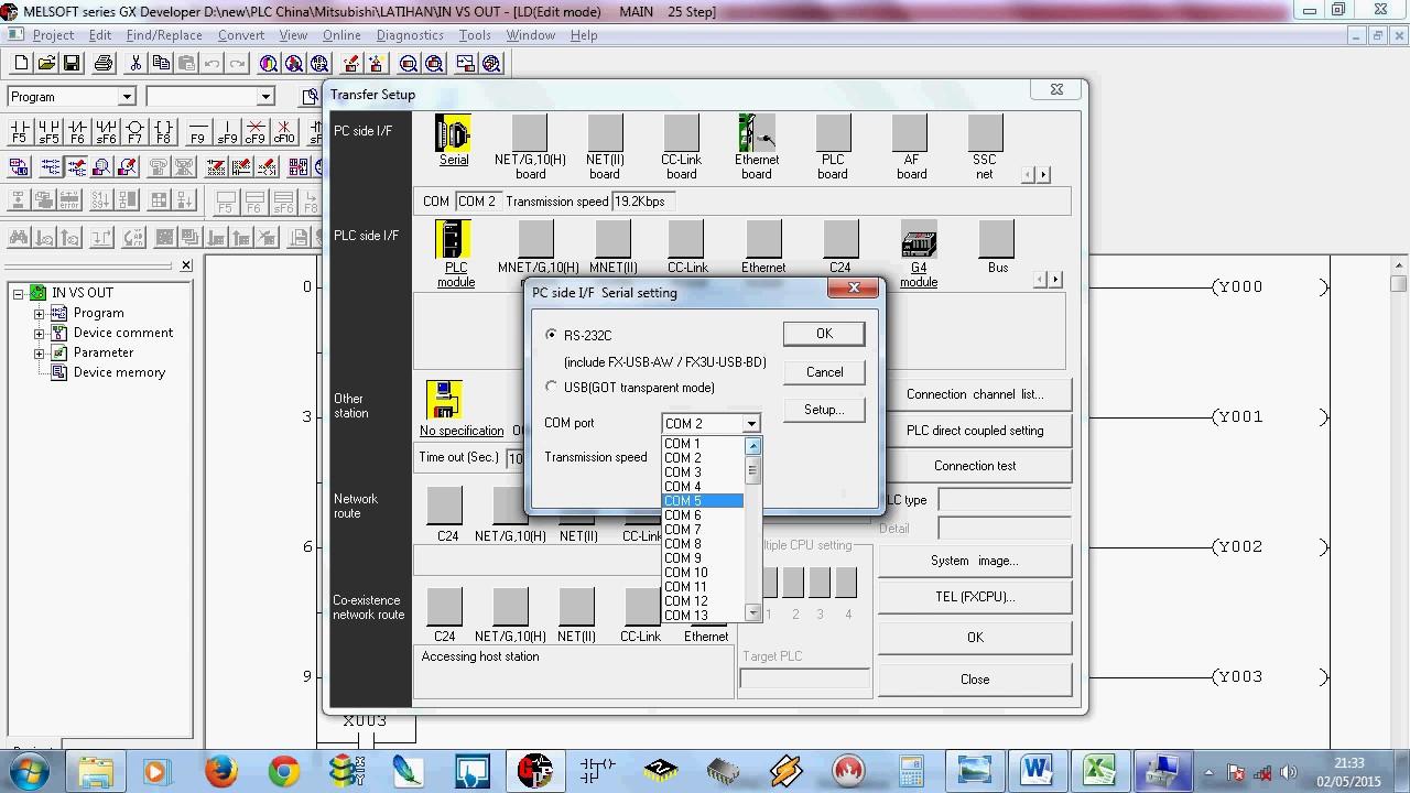 Belajar function block diagram plc somurich belajar function block diagram plc belajar plc cara downloaduploadonline monitor dari pc ke plc rh asfbconference2016 Gallery