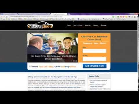 Car Insurance for Under 25 -- Cheap and Short Term