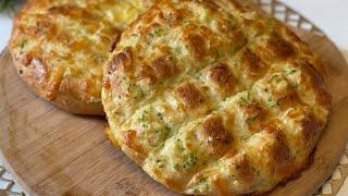 Очень простой нежный и воздушный рецепт Хлеба ХЛЕБ СЫРНО ЧЕСНОЧНЫЙ рецепт чесночного соуса