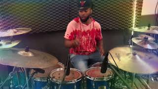 you make me feel drum cover by aaron smith