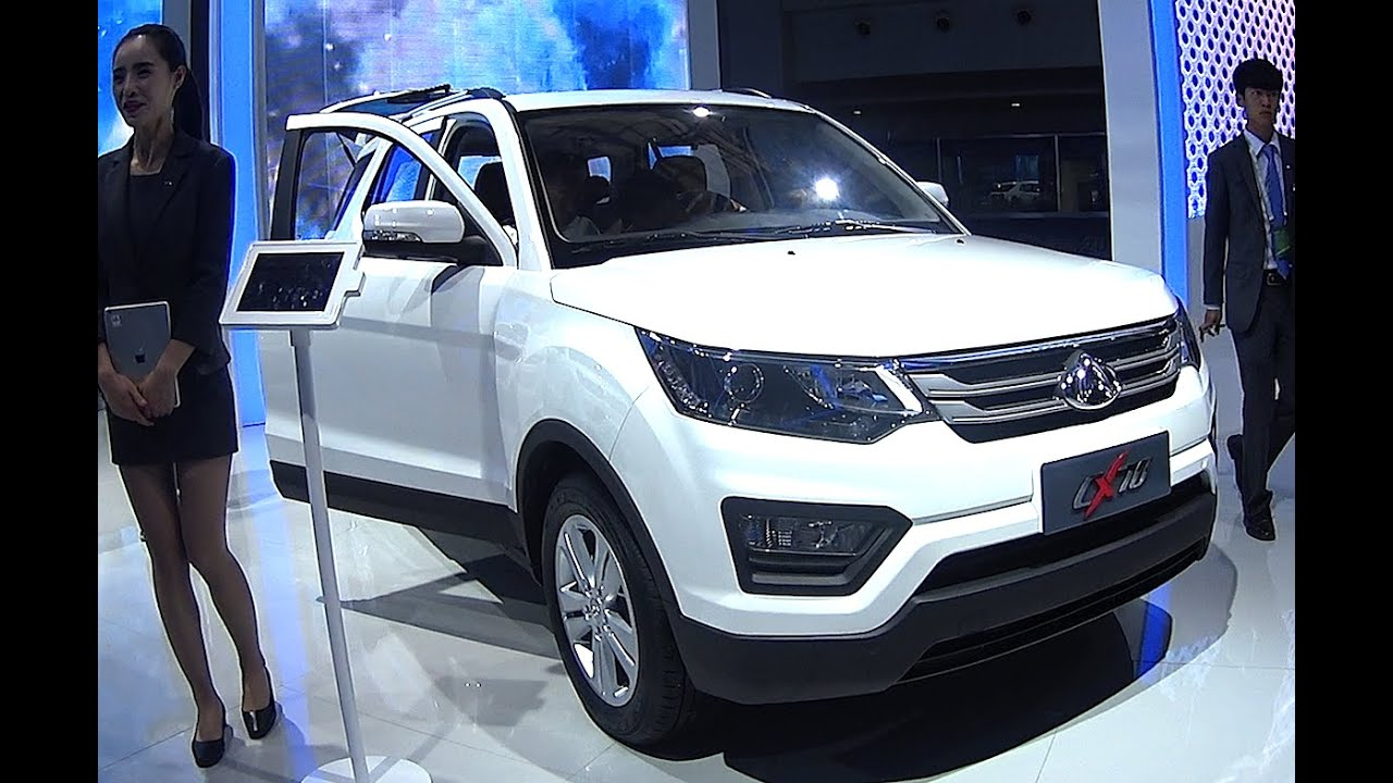 2016 2017 Changan Cx70 Suv Is Ready For The Chinese Car Market