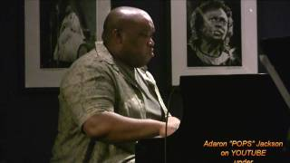 "James Ross @ Adaron ""POPS"" Jackson - Paino Solo - Live!! Jazz At The Bistro - St. Louis"