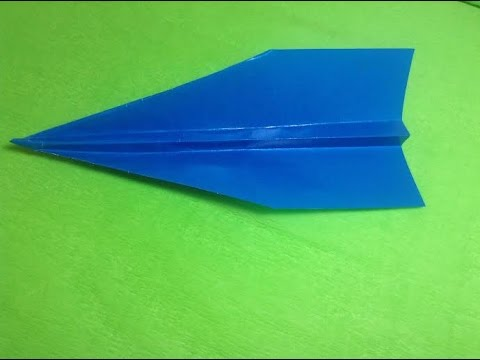 origami paper plane with music youtube
