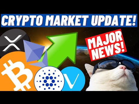 URGENT! Major Crypto News!! Bitcoin Futures ETF Here!! Get Read For Bitcoin And Altcoin To Explode!!