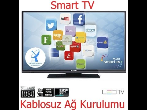 "Vestel Hi-Level 49""(125cm) Full Hd Uydulu Smart  Led Tv Kablosuz İnternet Kurulumu"