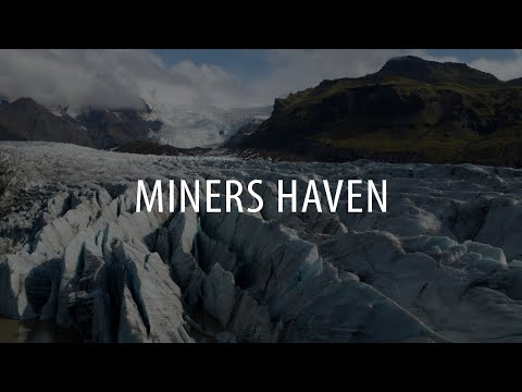 MINERS HAVEN - Short Docu By Drone About Bitcoin Mining On Iceland - 4K