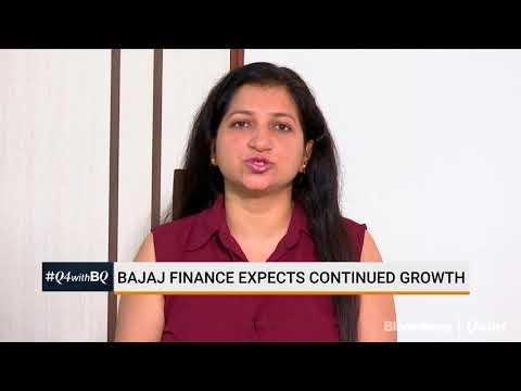 Bajaj Finance: Bajaj Finance's Profit Surpassed Analyst Estimates