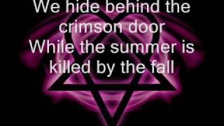 HIM  Behind The Crimson Door (with lyrics)