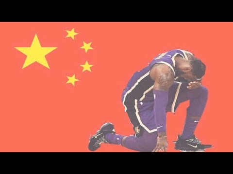 LeBron James & NBA NOT Woke...When It Comes to China