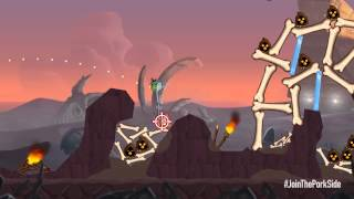 Angry Birds Star Wars 2 Zam Wesell