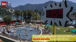 Notte da record a Locarno-Monti: «Con 24.3 gradi superato il 2003»