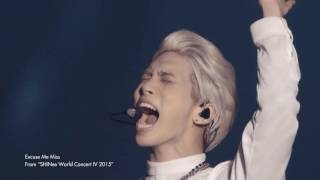 From SHINee World Concert IV DVD.