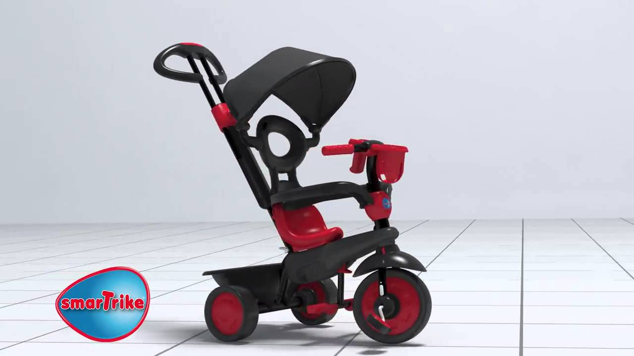 Smart Trike Roze Smart Trike Swing Rosa Evolutivo Smart Trike