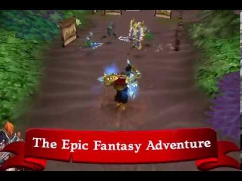 Arcane Legends App Store Trailer